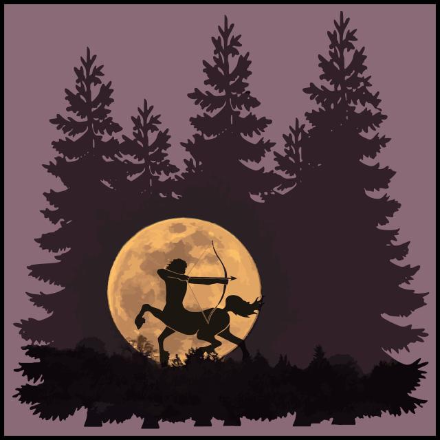 Hunter's Moon Centaur