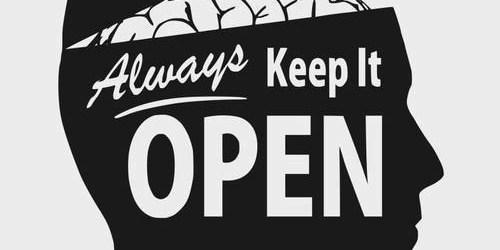 Légy nyitott