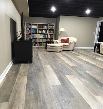 Engineered Luxury Vinyl Plank Ferma Flooring