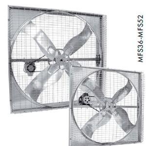Ahır havalandırma fan ve sistemleri