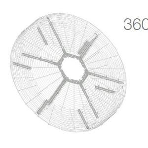 fan koruma kafesi 360