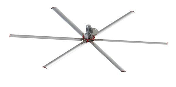 Ahırlar için Helikopter Fan MİSTRAL