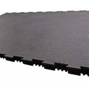 Drenajlı zemin kauçuğu 3D