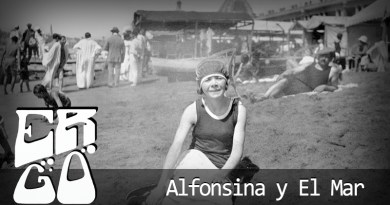 Ergo2 - Ergo #001 – Alfonsina y el Mar