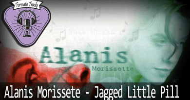 Tracks Alanis - Fermata Tracks #17 – Alanis Morissette – Jagged Little Pill #OPodcastÉDelas
