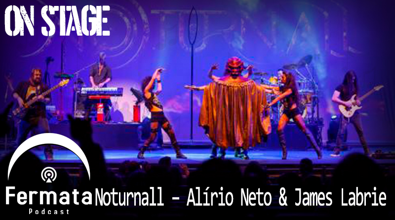 Vitrine1 10 - Fermata On Stage #02 - Noturnall - Alírio Neto & James Labrie