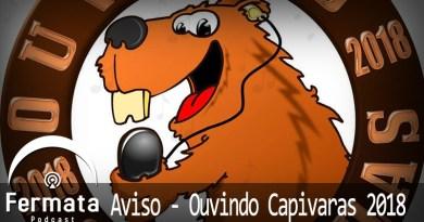 Vitrine1 1 - Aviso - Ouvindo Capivaras 2018