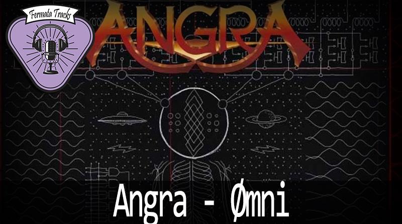 Vitrine Angra Omni - Fermata Tracks #52 - Angra - Ømni - Feat. Jessica Capelini