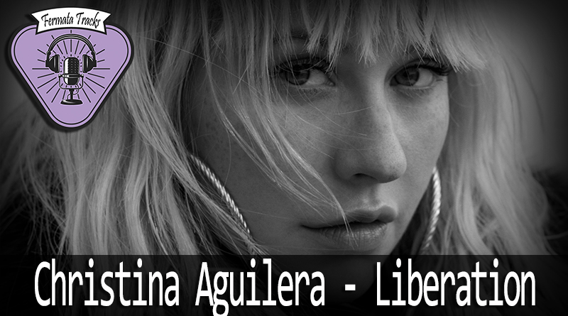 vinil01 2 - Fermata Tracks #53 - Christina Aguilera - Liberation