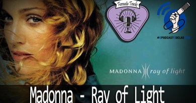 Vitrine Ray of light - Fermata Tracks #82 - Madonna - Ray Of Light (com Aline Pagotto) #OPodcastÉDelas2019