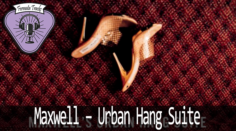 Vitrine Maxwell - Fermata Tracks #97 - Maxwell - Urban Hang Suite (com Shi do 80 Watts)