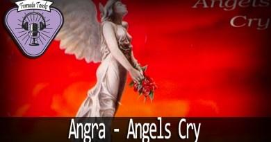 Vitrine AngelsCry - Fermata Tracks #98 - Angra - Angels Cry