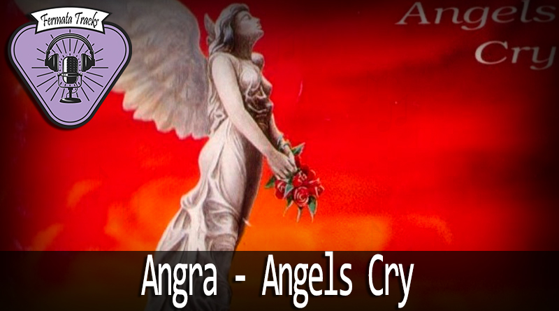 Vitrine AngelsCry - Fermata Tracks #98 - Angra - Angels Cry