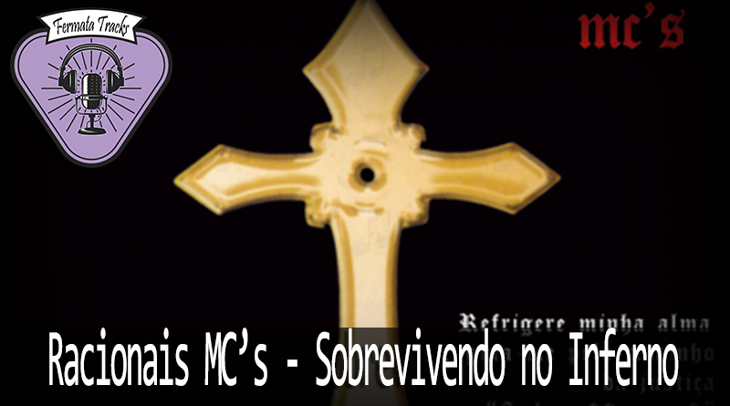 Vitrine sobrevivendo no inferno - Fermata Tracks #100 - Racionais MC's - Sobrevivendo no Inferno