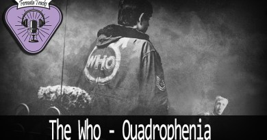 Vitrine The Who Quadrophenia - Fermata Tracks #138 - The Who - Quadrophenia (Com Eric)
