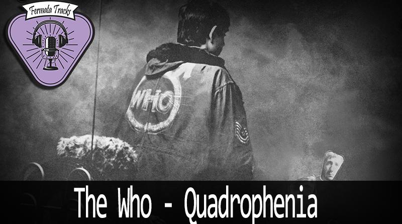 Vitrine The Who Quadrophenia - Fermata Tracks #138 - The Who - Quadrophenia (Com Eric)