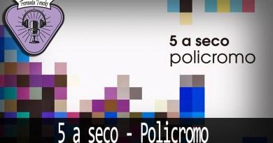 Vitrine 5 a seco - Fermata Tracks #146 - 5 a Seco - Policromo
