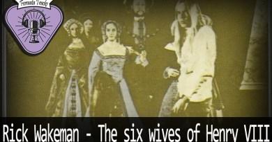 Vitrine Six Wives - Fermata Tracks #147 - Rick Wakeman - The Six Wives of Henry VIII (com Eric)
