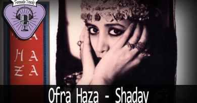 fermata tracks 159 ofra haza - Fermata Tracks #159 - Ofra Haza - Shaday (com Erick Rezende)
