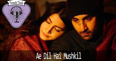 Fermata Tracks #175 – Ae Dil Hai Mushkil (soundtrack)
