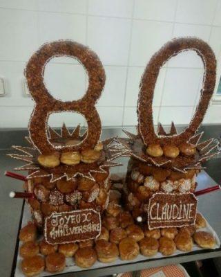 pâtisserie anniversaire traiteur ferme de Berdin Banos