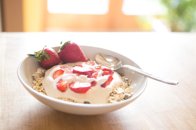 making soy yogurt-8