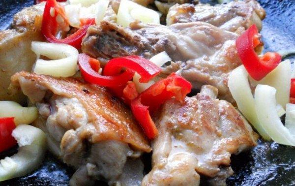 Курица с кешью по-тайски: самый вкусный рецепт ...