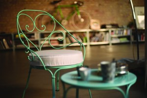 Fermob 1900 Collection Cabriolet chair