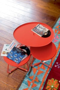 Fermob Cocotte side tables
