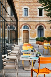 Fermob outdoor furniture