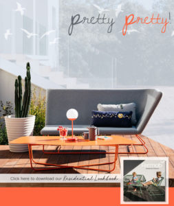 fermob residential designer lookbook