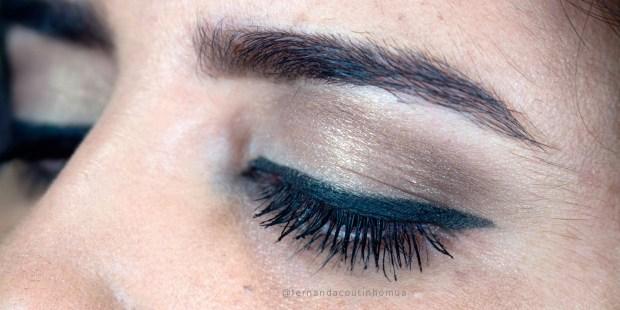 Maquiagem - Detalhe dos Olhos