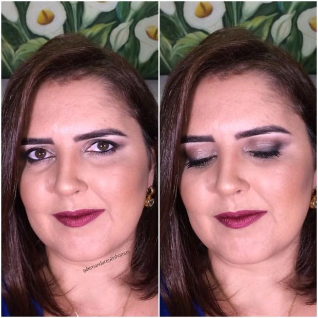 Maquiagem reunião