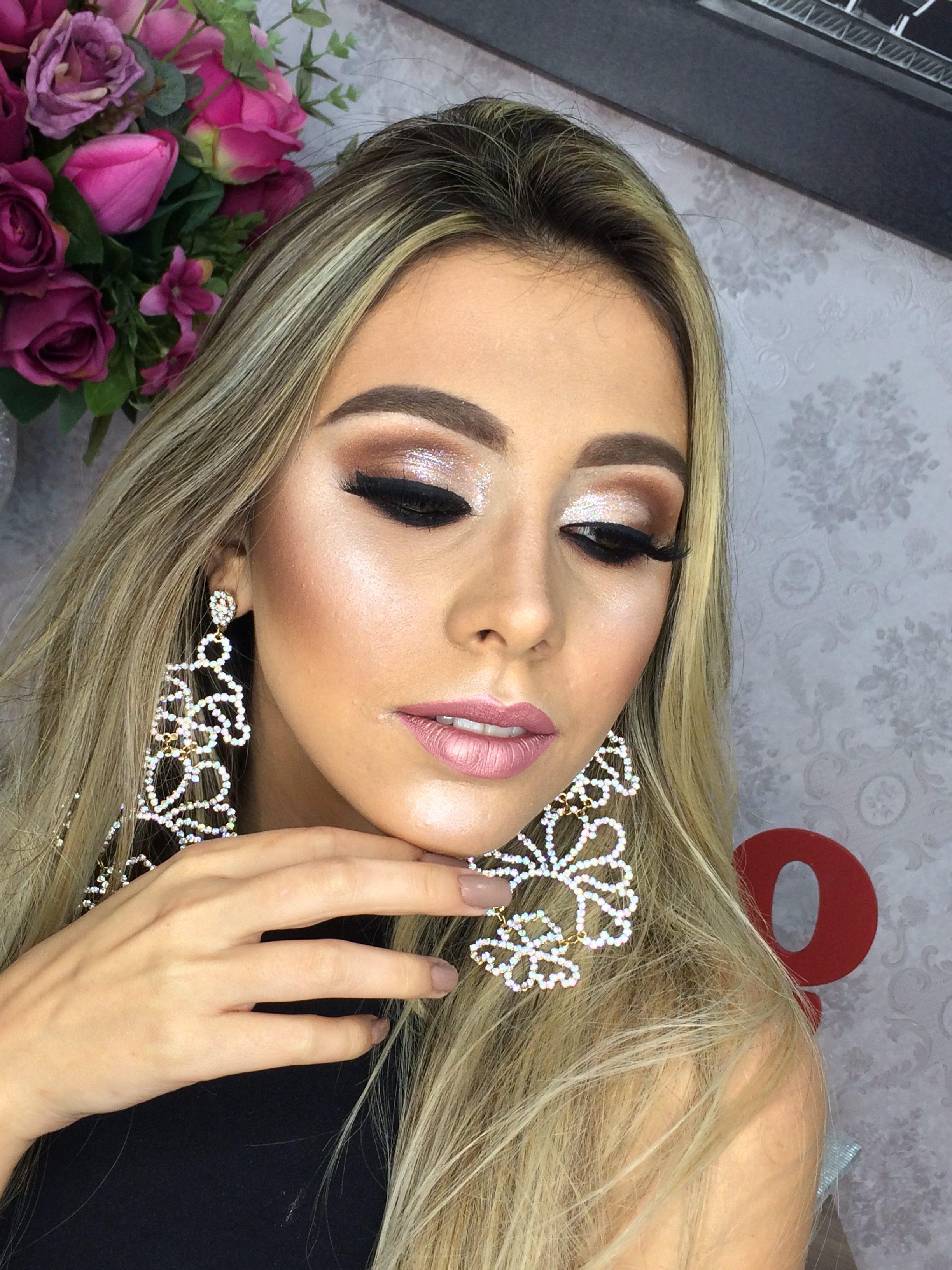 Maquiagem Noiva