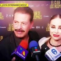 Novia de Sergio Goyri revela por qué subió el polémico video