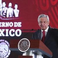 """""""Abandonaré la presidencia el día preciso que marca la ley"""": AMLO sobre compromiso de no reelección"""
