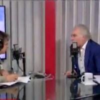 """Empresario le dice """"mi reina"""" a Carmen Aristegui en plena entrevista y esta fue su reacción (VIDEO)"""
