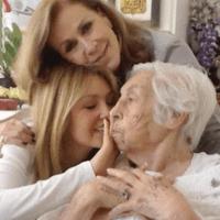 Zapata denuncia violencia geriátrica contra su abuela