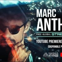 Falla concierto virtual de Marc Anthony, ¡lo sube gratis a YouTube!