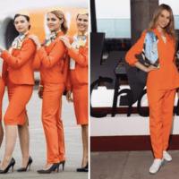 Aerolínea renueva uniforme de sobrecargos