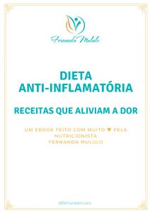 Dieta anti-inflamatória | 26 receitas que aliviam a dor da endometriose
