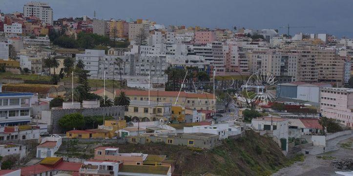 Edificios-antiguos-en-la-ciudad-de-Ceuta