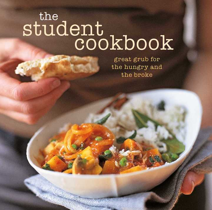 The Student Cookbook (+ giveaway!)