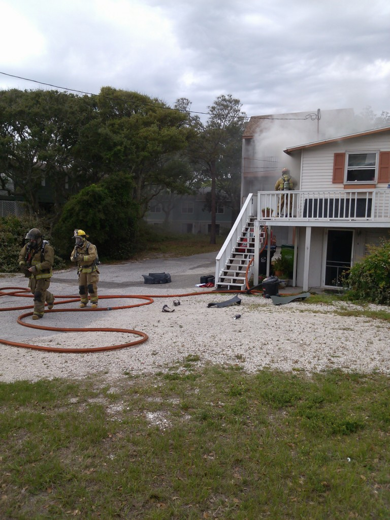 Fire South Fletcher