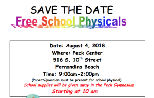 CREED sponsors Community Back to School Event – August 4 »