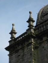 Detalle de la Cúpula de la Catedral