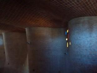 Iglesia de Atlántida - Interior