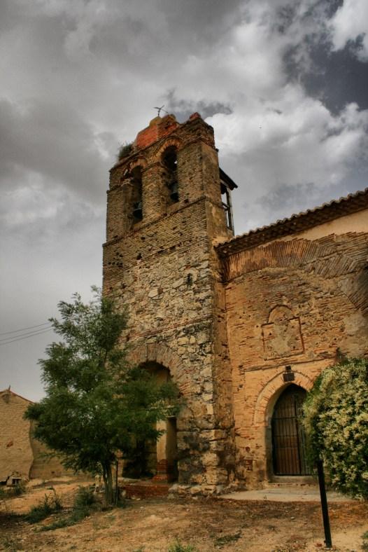 Iglesia de Otero de Sariegos. 2007