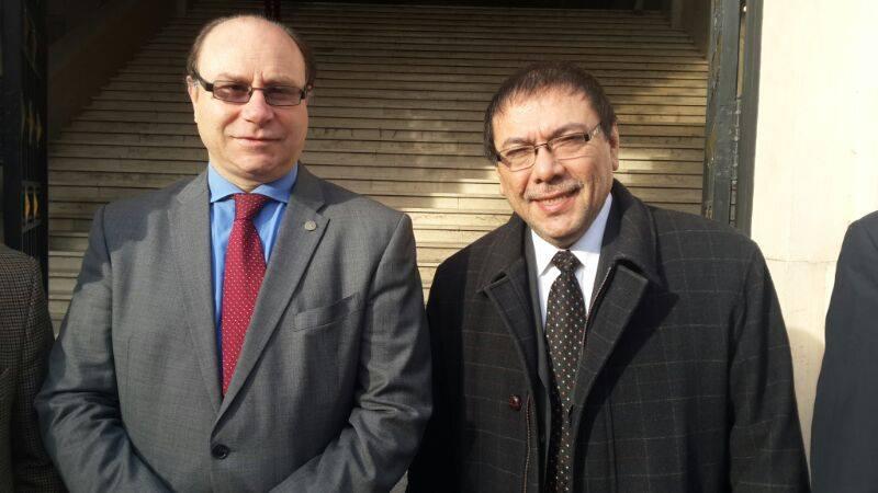 Fernando Valdez & Miguel Piedecasas