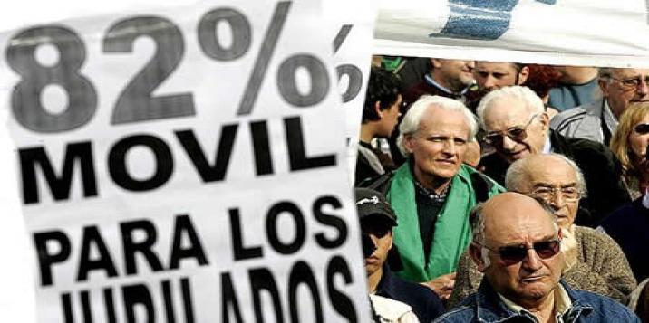 82% Móvil para Jubilados Provinciales